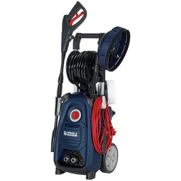 Buy Spear & Jackson S2011PW Pressure Washer - 2000W | Pressure washers |  Argos