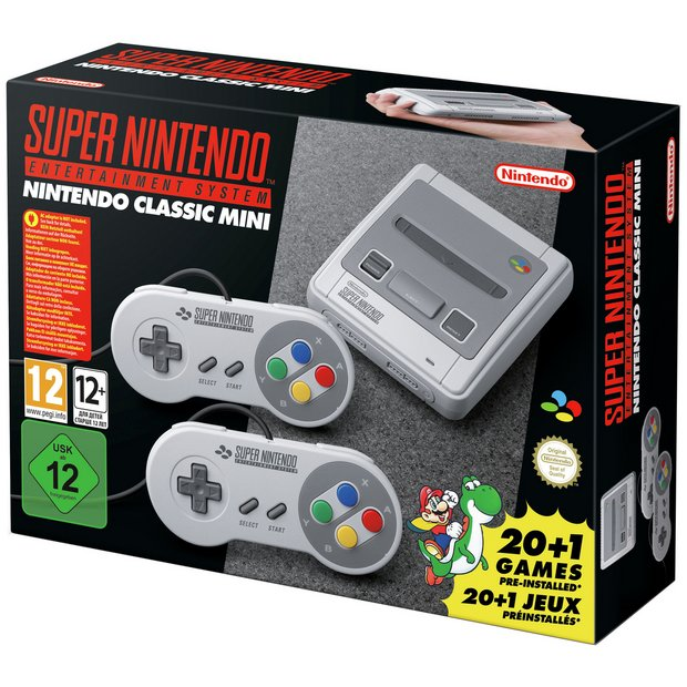 Find every shop in the world selling snes nintendo at PricePi com