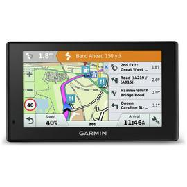 Garmin DriveSmart 51LMT-D Sat Nav Uk Maps & Digital Traffic