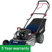 Spear & Jackson 48cm Self Propelled Petrol Lawnmower - 140cc