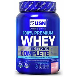 USN Whey Protein Shake Strawberry 908g
