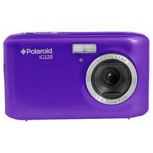 Polaroid XX128 20MP Compact Digital Camera - Purple