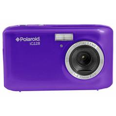 Polaroid iG128 20MP Compact Digital Camera - Purple