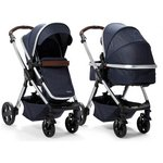 more details on Venti 2 in 1 Pushchair - Navy