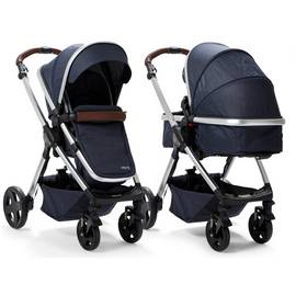 Venti 2 in 1 Pushchair - Navy