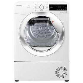 Hoover DXC 8TCE 8KG Condenser Tumble Dryer - White