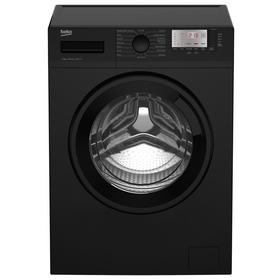Beko WTG941B1B 9KG 1400 Spin Washing Machine - Black