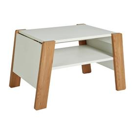 Argos Home Zander Extendable Coffee Table - White