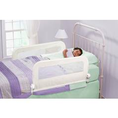 Summer Infant Grow With Me Double Bed Rail - White
