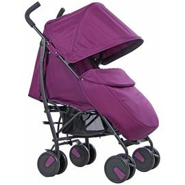 Cuggl Maple Pushchair - Mulberry