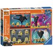 more details on Ravensburger Despicable Me 3 100 Piece Puzzles - 4 Pack.