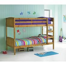 Buy Home Kaycie Wooden High Sleeper Single Bed Frame