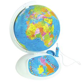 Clementoni Interactive Educational Talking Globe
