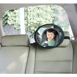 BabyDan Adjustable Rear Seat Large Wide Angled Mirror