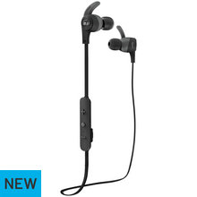 Monster iSport Achieve Wireless In-Ear Headphones - Black