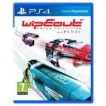 more details on WipEout Omega Collection PS4 Pre-Order Game