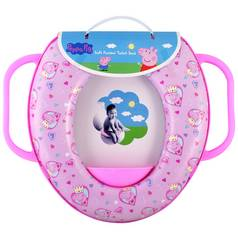 peppa pig soft padded toilet seat