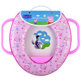 Peppa Pig Soft Padded Toilet Trainer Seat