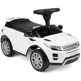 Sit and Go Range Rover Ride On Car - White.