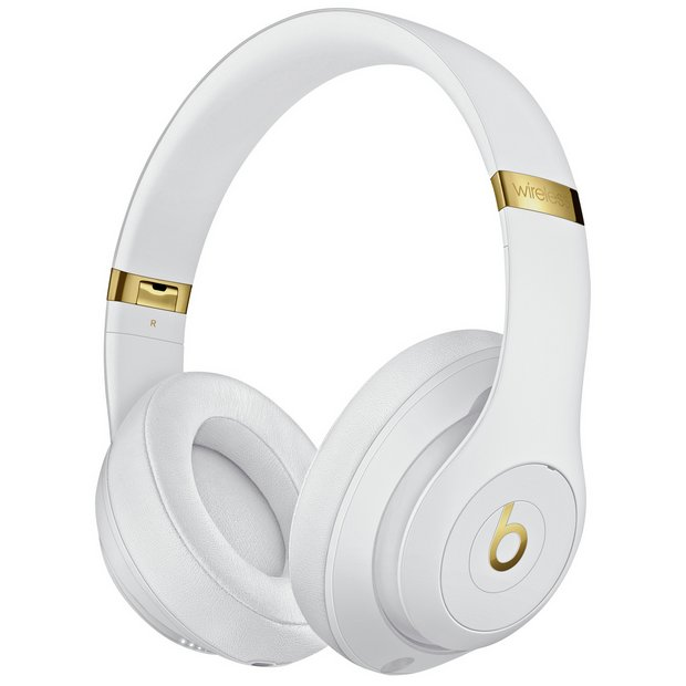 c8e1041dd09 Beats by Dre Studio 3 Wireless Over-Ear Headphones - White739/3174