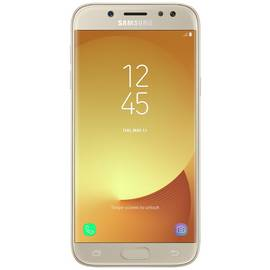 SIM Free Samsung Galaxy J5 2017 16GB Mobile Phone - Gold