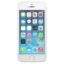 Sim Free Apple iPhone 5S 16GB Silver Premium Pre Owned