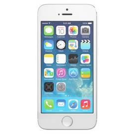 SIM Free iPhone 5S 16GB Pre-Owned Mobile Phone - Silver