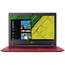 Acer Aspire One 14 Inch Celeron 4GB 32GB Cloudbook - Red