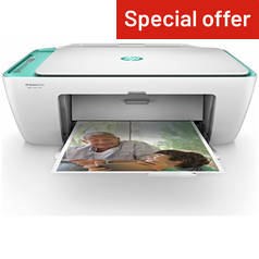 HP DeskJet 2632 Wireless All-in-One Printer