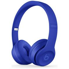 Beats by Dre Solo 3 Wireless On-Ear Headphones- Break Blue