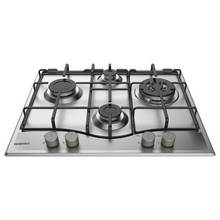 Hotpoint PCN641TIXH Gas Hob - Stainless Steel