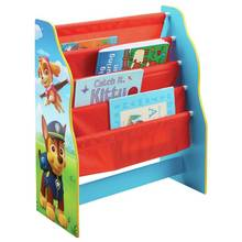 Paw Patrol Sling Bookcase - Blue