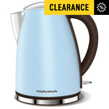 Morphy Richards Acccents 103002 Jug Kettle - Azure