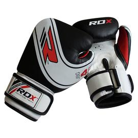 RDX 6oz Childs Boxing Gloves - White and Black