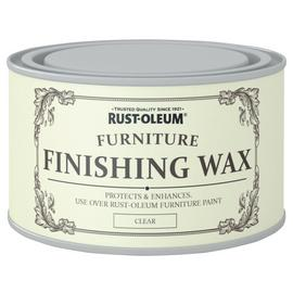Rust-Oleum Furniture Finishing Wax 400ml - Clear
