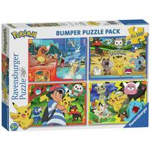 Buy orchard toys world map puzzle and poster at argos your ravensburger pokemon puzzle 4 x 100 piece gumiabroncs Image collections
