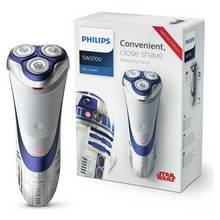 Philips Star Wars R2-D2 Dry Electric Shaver SW3700/07 Best Price, Cheapest Prices