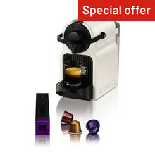 Nespresso XN100140 Inissia Coffee Machine - White