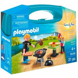 Playmobil Small BBQ Carry Case