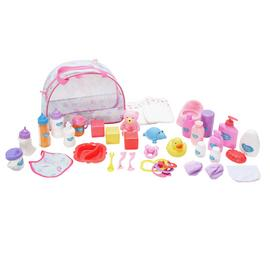 Chad Valley Babies to Love Changing Bag Set
