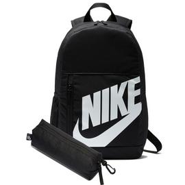Nike Elemental 20L Backpack and Pencil Case - Black