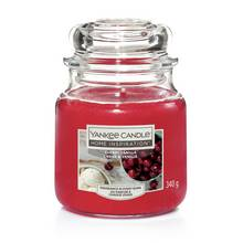 Home Inspiration Medium Jar Candle - Cherry Vanilla
