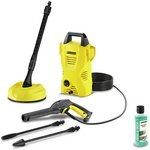 more details on Karcher K2 Compact Home Pressure Washer - 1400W.
