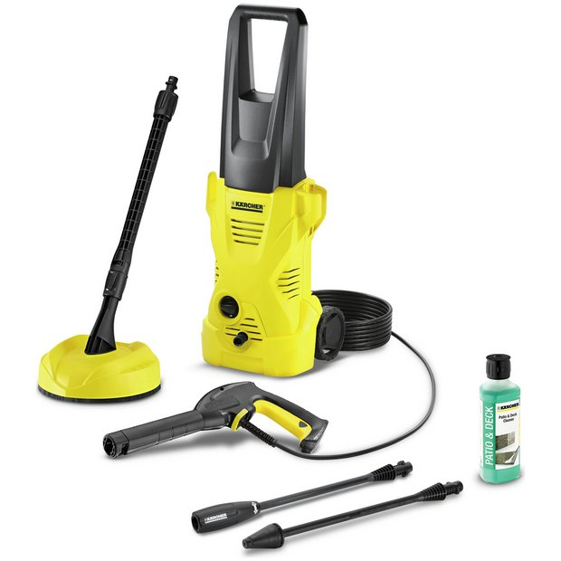 Buy Karcher K2 Home Pressure Washer 1400w At Argos Co Uk