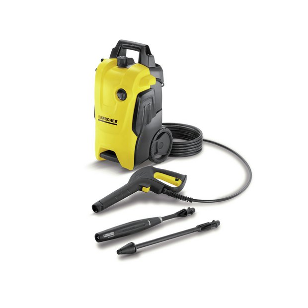 buy karcher k4 compact pressure washer 1800w at. Black Bedroom Furniture Sets. Home Design Ideas
