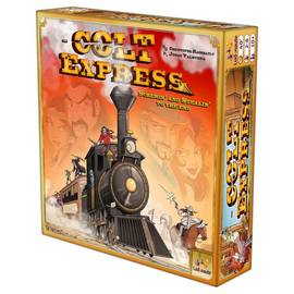 Ludonaute Colt Express Board Game