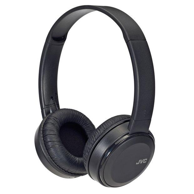 73d59b63c18 Buy JVC HA-S30 Wireless On-Ear Headphones - Black   Headphones ...