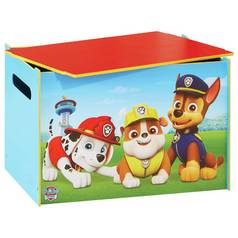 Paw Patrol Toy Box - Blue