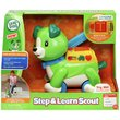 more details on LeapFrog Step and Sing Scout.