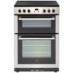 New World 60EDOMC Double Electric Cooker - S/ Steel
